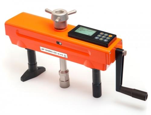Измеритель прочности бетона ОНИКС-1.ОС